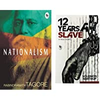Nationalism + 12 Years A Slave: A True Story (Set of 2 Books)