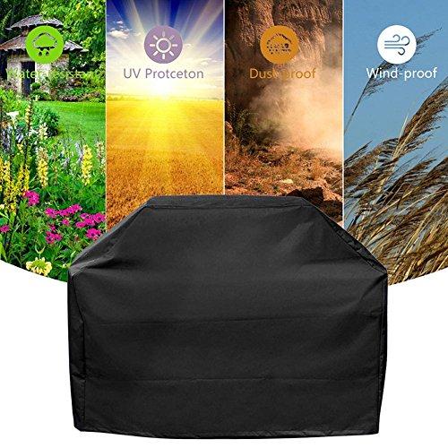 Outdoor Portable Wasserdicht Staubdicht Patio Gas BBQ Grill Barbecue Cover Protector M - Bbq Grill-gas-portable