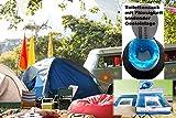 Bedwell Camping Toilettenbeutel geeignet für Rollstühle mit Superabsorber Gel Einlage PAD PE20