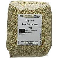 Buy Whole Foods Online Organic Buckwheat Raw 1 kg