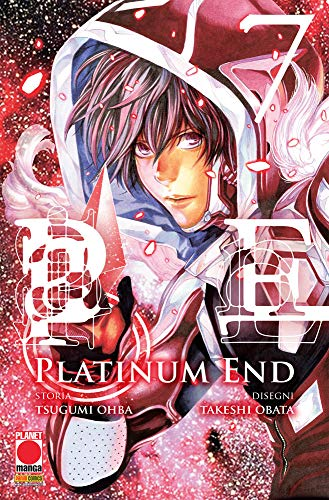 Platinum end: 7
