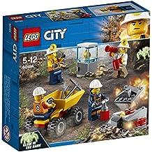 LEGO City Mining - Lego Mina: Equipo, única (60184)