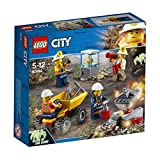 #5: Lego Mining Team Blow up the Rock Pile and Discover Gold