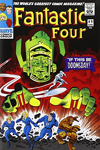 Fantastic Four Omnibus Volume 2 (New Printing) by Stan Lee (17-Dec-2013) Hardcover