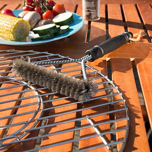 Zoom IMG-2 bruzzzler spazzola per grill con