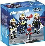 Playmobil 5366 City Action Fire Brigade Rescue Crew