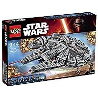 L'un des vaisseaux les plus célèbres de la saga Star Wars est de retour grâce au coffret Lego Star Wars: The Force Awakens Millennium Falcon, et il est plus profilé et plus redoutable que jamais. Présent dans des scènes passionnantes de Star ...