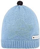 EOZY Baby Mütze Neugeborene Winter Stricken Mütze Hut Beanie Blau