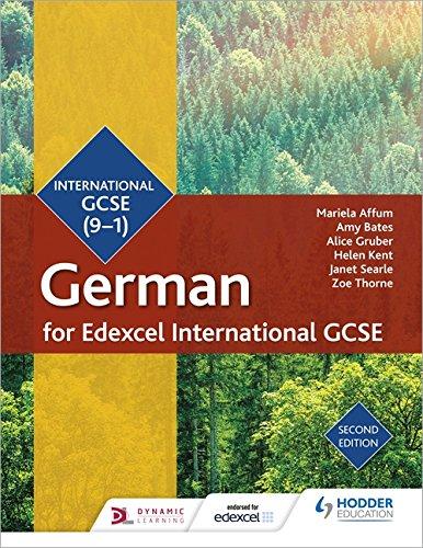 Edexcel International GCSE German Student Book Second Edition (Edexcel Student Books)