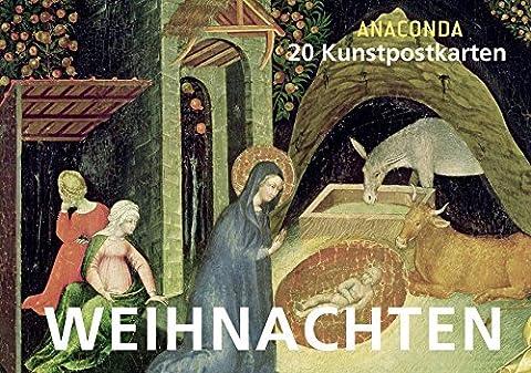 Postkartenbuch Weihnachten