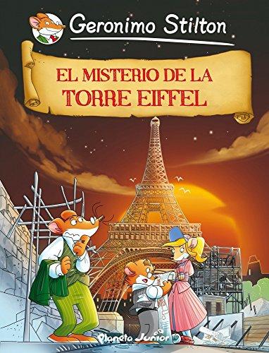 La torre Eiffel está a punto de ser terminada y mostrada a los ojos de París y del mundo... ¡Pero Gatontón le tiene reservada una clamorosa sorpresa a la ciudad! Puede que ni la astucia de Geronimo Stilton sea sufi ciente para desbaratar el último...