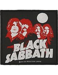 Aufnäher Patch - Black Sabbath - Red Portraits