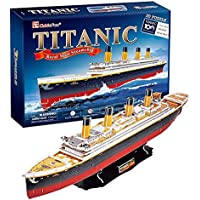 3D PUZZLE TITANIC 113 PEZZI 3+ (IDEA REGALO)