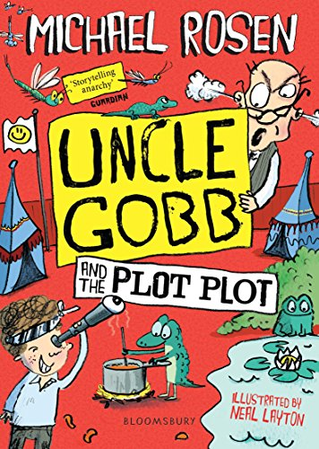 Uncle Gobb And The Plot (Uncle Gobb 3)