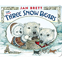 The Three Snow Bears (English Edition)
