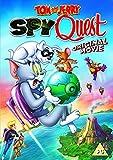 Tom & Jerry Spy Quest [DVD] [2015]
