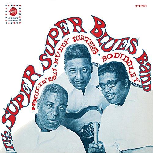 Preisvergleich Produktbild The Super Super Blues Band (Ltd Orange Vinyl) [Vinyl LP]
