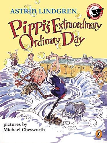 Pippi's Extraordinary Ordinary Day (Pippi Longstocking) por Astrid Lingren