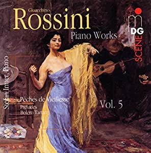 Rossini: Piano Works, Vol. 5