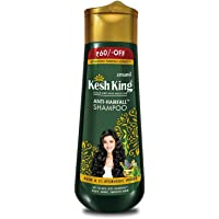 Kesh King Anti Hairfall Shampoo with aloe and 21 herbs, 340ml