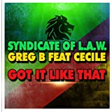 Got it Like That (feat. Cecile) [Radio Edit]
