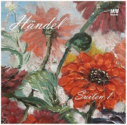 G. F. Händel: Sonate g-moll - Partita G-Dur - Große Suite d-moll - Suite d-moll - Große Suite f-moll /// gespielt nicht auf dem Cembalo, sondern auf einem modernen Flügel /// Michael Nuber (Pianist)