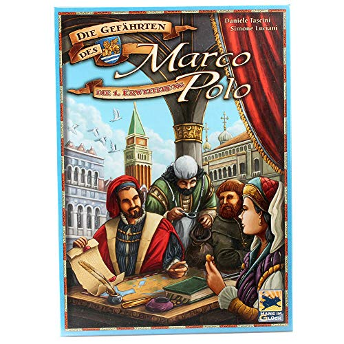 Hans im Glück Die Gefährten des Marco Polo - Die 1. Erweiterung (deutsch)
