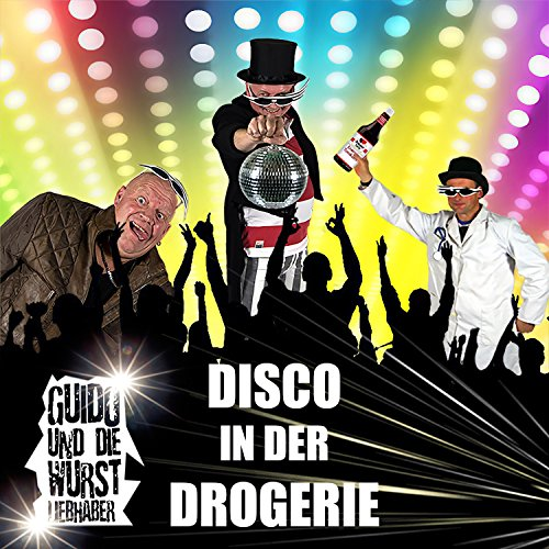 Disco in der Drogerie