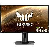 "ASUS TUF Gaming VG27AQ1A Gaming Monitor – 27"" WQHD (2560 x 1440), IPS, 170Hz, 1ms MPRT, Extreme Low Motion Blur, G-SYNC Compa"