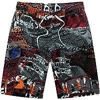 Westtreg Sportswear Exterior de los Hombres de la Marca Summer Outdoor Clothing Swimwears Quick Dry Men Shorts Surfing Beach Shorts Shorts de Tablero de los Hombres, XL