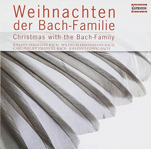 Christmas With the Bach Family by J.S. Bach (2011-10-25) -