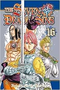 Seven deadly sins book 30