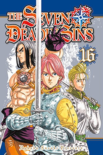 The Seven Deadly Sins 16 Cover Image