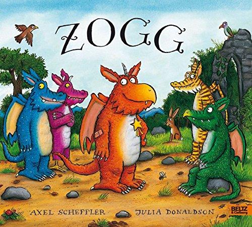 Zogg: Vierfarbiges Bilderbuch -
