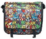 Marvel Comics - All Over Comic Style Messenger Bag