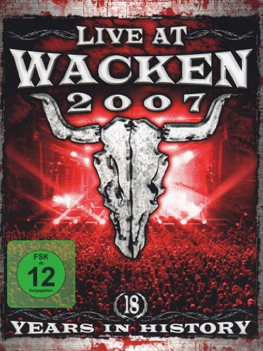 Various Artists - Wacken 2007: Live at Wacken Open Air [2 DVDs] - Fusion Pal