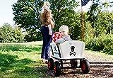 Pinolino 239088 - Pirat Jack Bollerwagen mit Handbremse, 95 x 60 x 58 cm Vergleich
