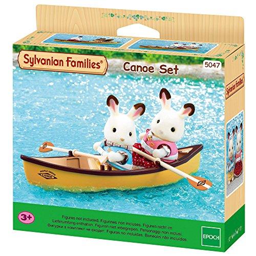 Sylvanian Families 5047 Kanu-Set (Spielzeug Kanu)