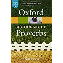 Oxford Dictionary of Proverbs