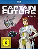 Captain Future Vol. 4 [Blu-ray]