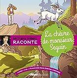 Marlène Jobert raconte - La chèvre de monsieur Seguin (1CD audio)