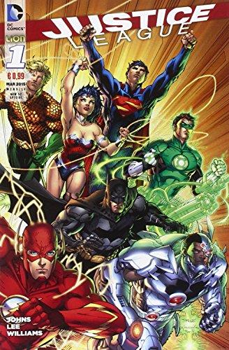 Justice league: 1