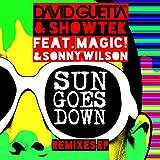 Sun Goes Down (Feat. Magic! & Sonny Wilson) [Remixes EP]