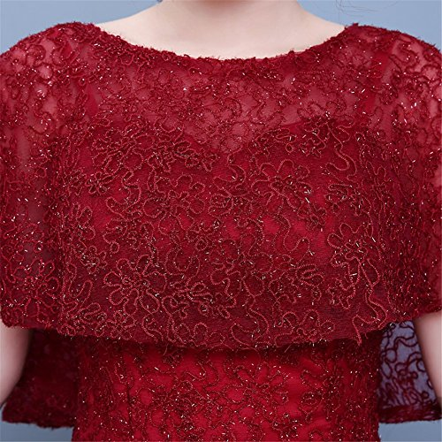 Drasawee - Robe - Moulante - Femme red