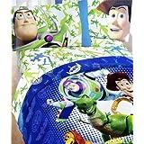 Disney Toy Story completo cama hojas juguetes en la cama de formación