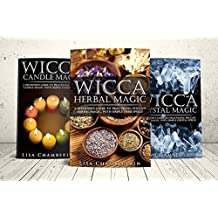 Wicca Magic Starter Kit: Candle Magic, Crystal Magic, and Herbal Magic (English Edition)