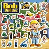 Classic Designs Wandaufkleber mit Bob, der Baumeister, 1 Stück