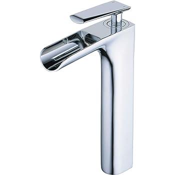 Beelee BL210H-D Design prolungata miscelatore del rubinetto cascata Miscelatore per bagno camera Rubinetto Miscelatore Lavabo