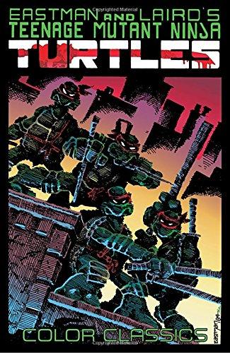 Turtles Color Classics, Vol. 1 (Raph Ninja Turtle)