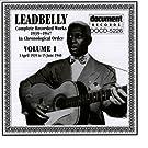 Leadbelly Vol. 1 1939-1940